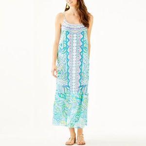 🎉HP🎉 Lilly Pulitzer Winnie Midi Dress